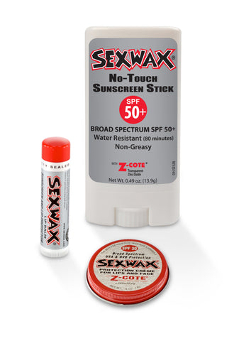 Sexwax Sunscreen 50 SPF