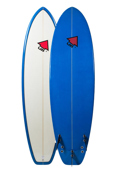The Big Short Surfboard, 6'6""
