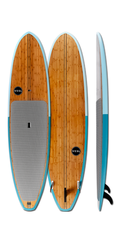 VESL Bamboo Limited Eco Series 11'0 Blues SUP