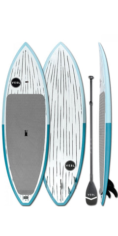 "8'10"" VESL Surf Performer Series Standup Paddle Board"