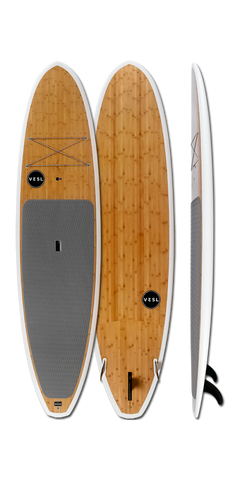 VESL White Eco Series SUP 11', 11'6''