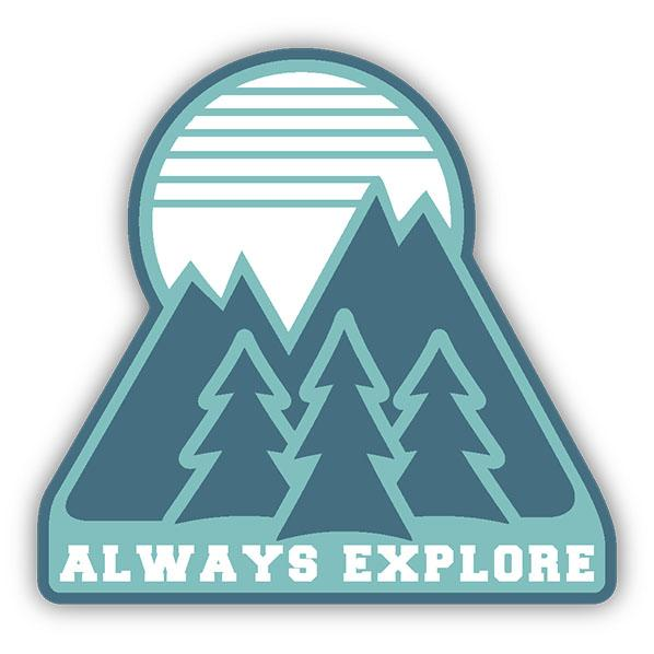 Always Explore