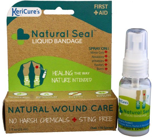 KeriCure - Natural Seal Liquid Bandage