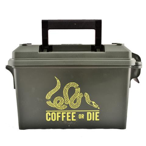 "BRCC ""Coffee Can"""