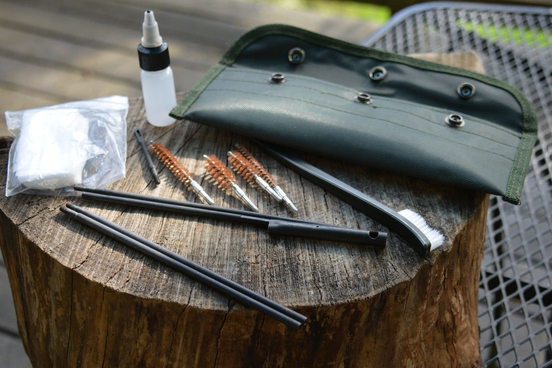 Cleaning Kit - All Calibers