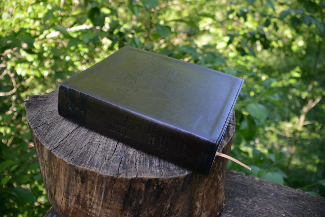 Bible - Soft Leather Bound (New American Standard) – SANDBOX STORE