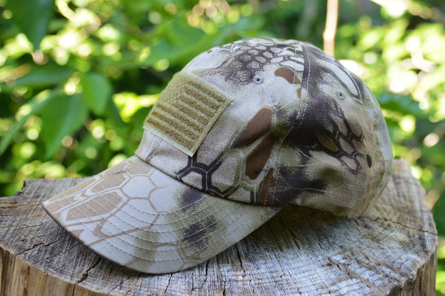 ROGUE AMERICAN HIGHLANDER FLAG HAT