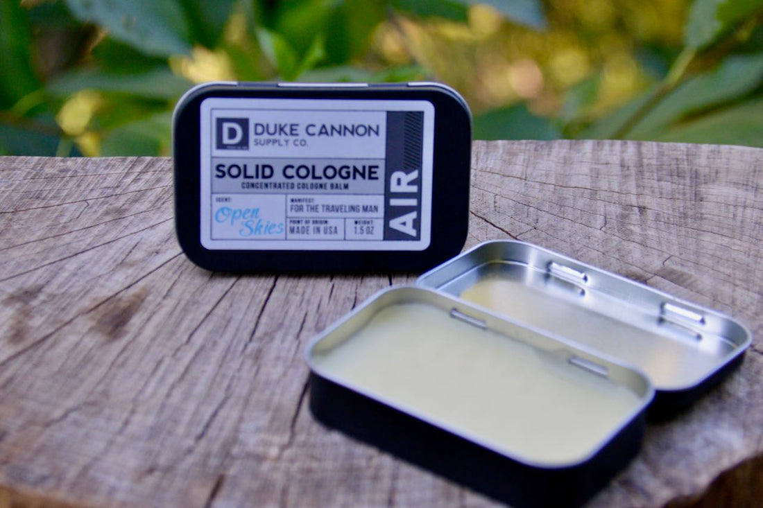 MENS SOLID COLOGNE -AIR