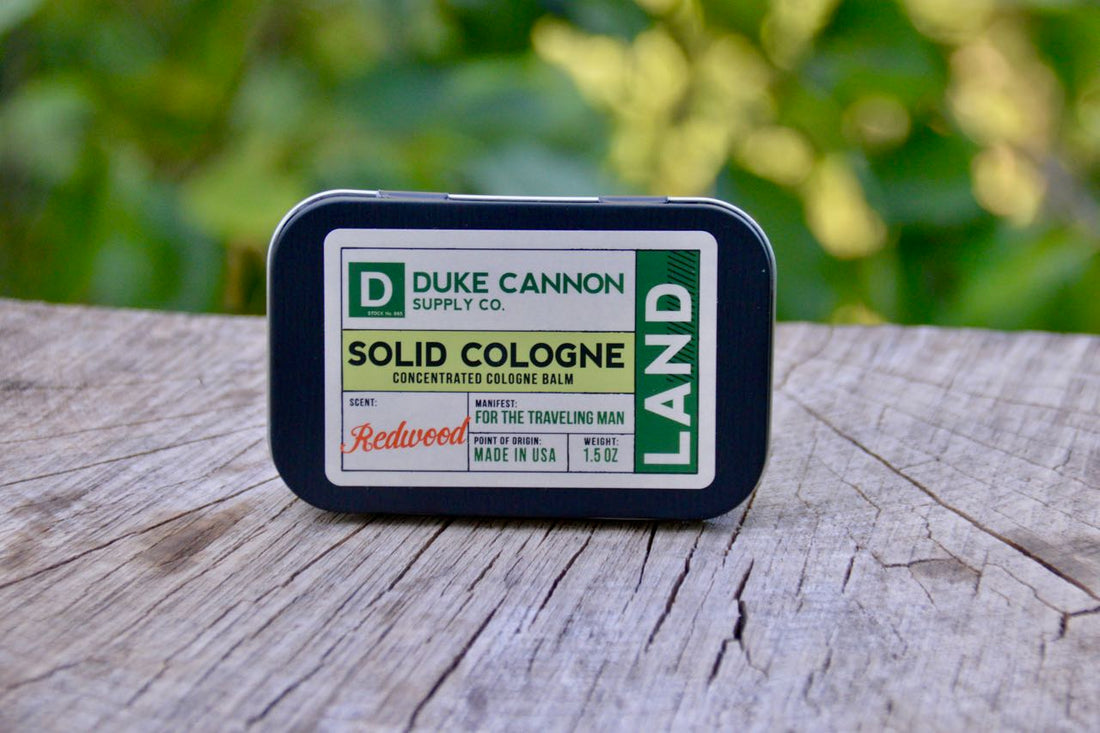 MENS SOLID COLOGNE - LAND