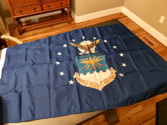 U.S. AIR FORCE FLAG (3X5 FT)