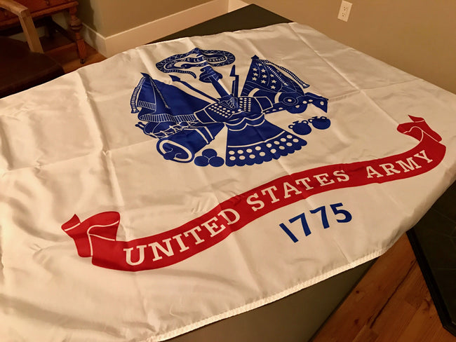 U.S. ARMY FLAG (3X5 FT)