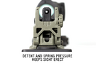 MAGPUL MBUS® SIGHT – REAR