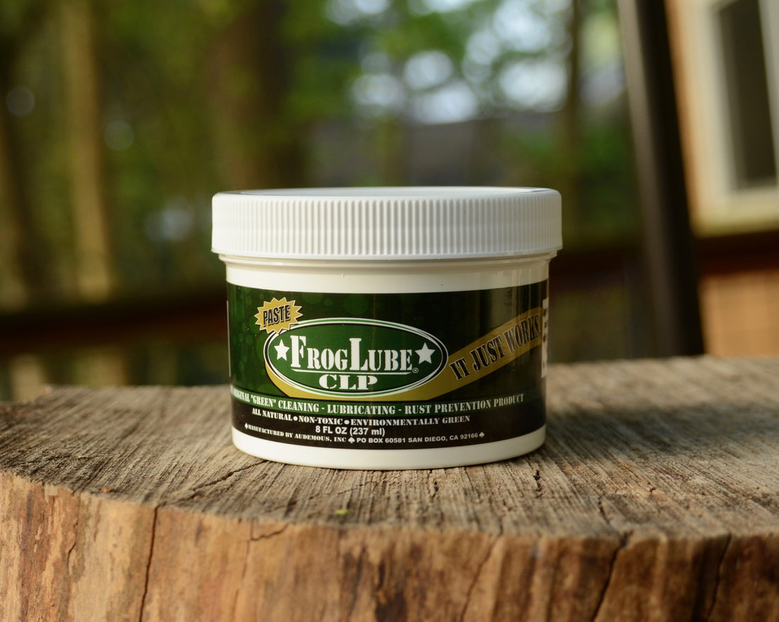 8oz Paste FrogLube CLP