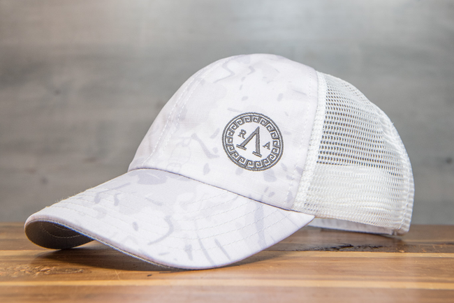 ROGUE AMERICAN ARCTIC SHIELD MESH BACK HAT