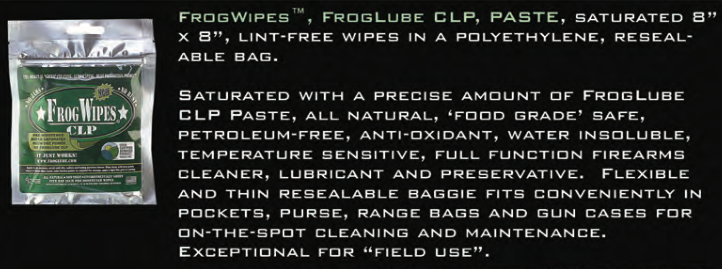 FrogLube - 5 Pack - CLP