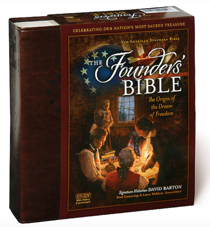 Bible - Soft Leather Bound (New American Standard)