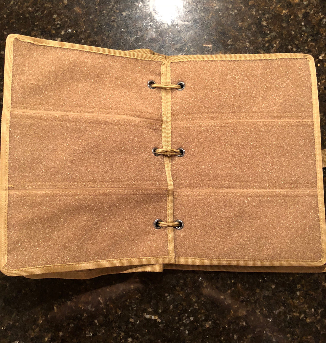 VELCRO Patch Book