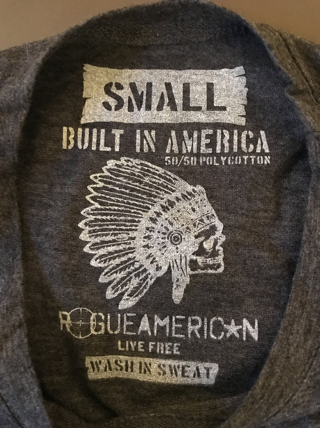 "ROGUE AMERICAN WOMEN'S ""Don't Tread On Me"" SHIRT"