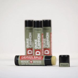 LIP PROTECTANT - CANNON BALM TACTICAL