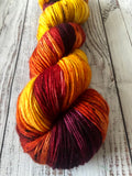 According to Hoyle-Dryad Sock-Super Fine Ready to Ship