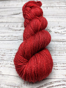 Blood on the Staircase-Seductress Sock-Super Fine Ready to Ship