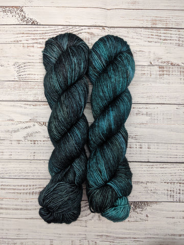 Ancient Ritual-Dryad Sock-Super Fine Ready to Ship