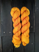 Load image into Gallery viewer, Brass Goggles-Bombshell Worsted-Ready to Ship