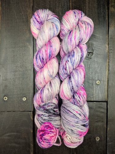 Harlequin-Dryad Sock-Super Fine Ready to Ship