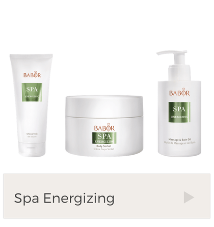Spa <br> Energizing