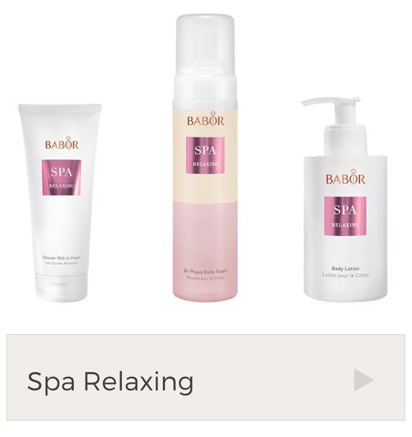 Spa <br>  Relaxing