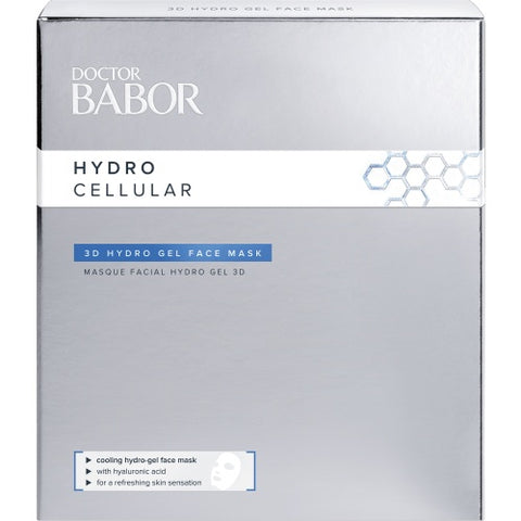 3D Hydro-Gel Face Mask