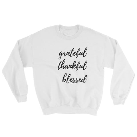 Grateful Sweatshirt