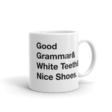 Good Grammar Mug