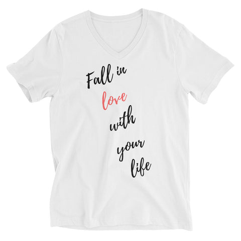 Fall In Love V-Neck