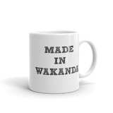 Made in Wakanda Mug