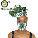 Headwrap and Mask Set