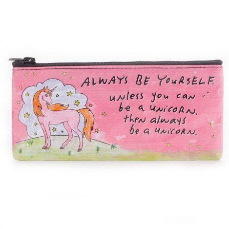 Be a Unicorn Pencil Case