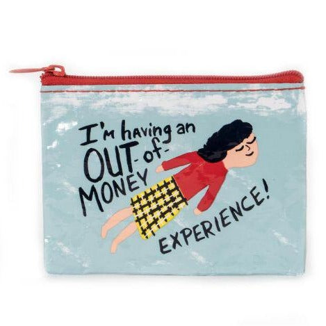Out of Money Exp Coin Purse