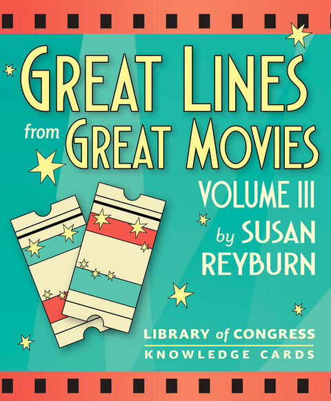 Great Lines Great Movies Vol 3 - Across The Way