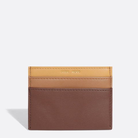 Alex Card Holder - Dark Oak