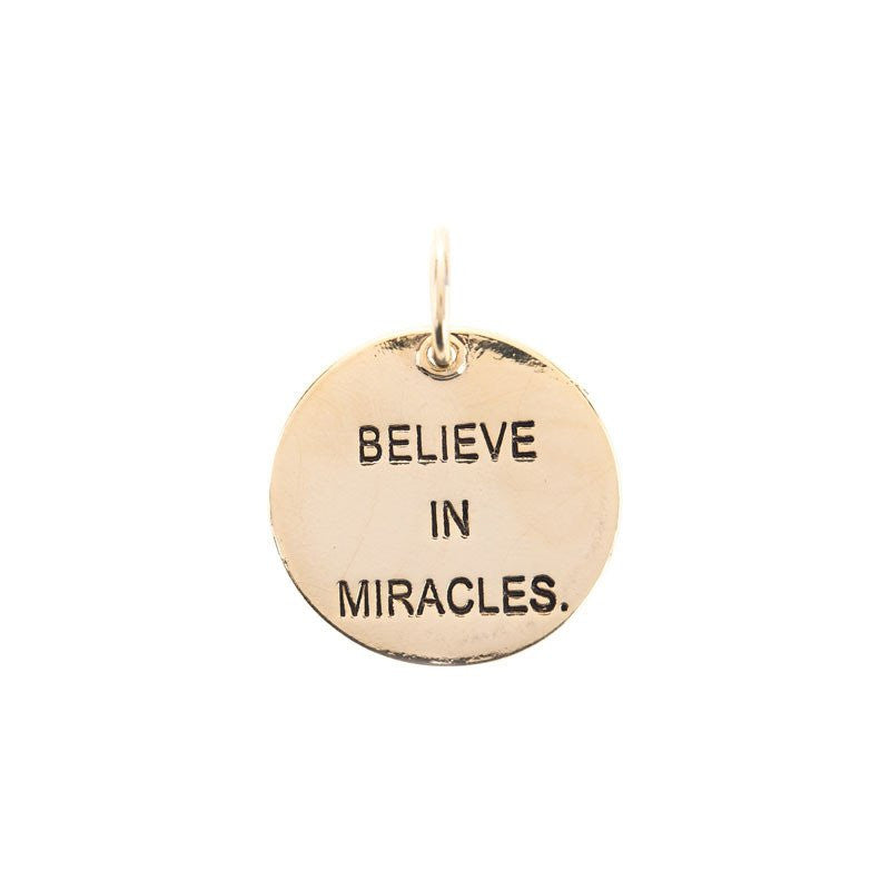 Med Circle Believe in Miracles - Across The Way