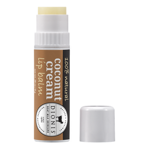 Lip Balm Coconut Cream - Across The Way