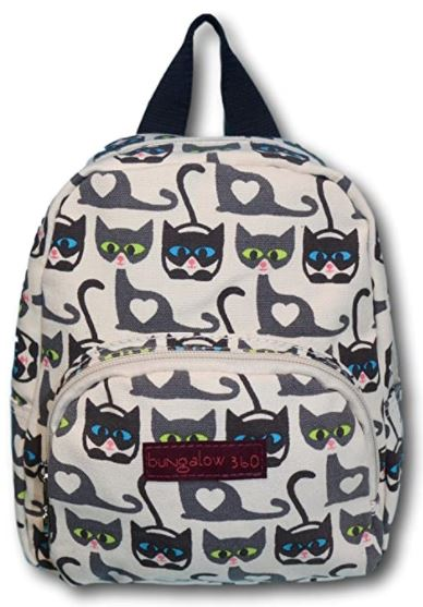 Mini Back Pack Cat