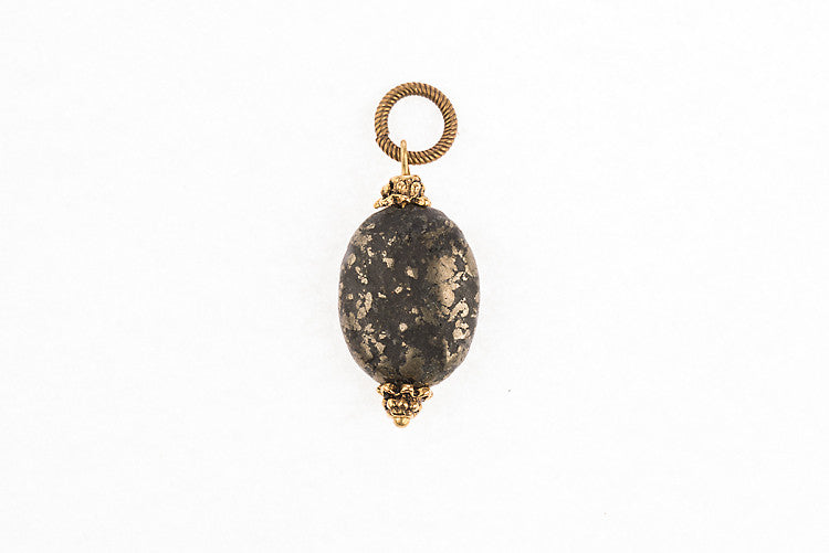 Gemstone Pyrite - Across The Way