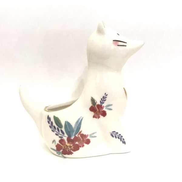 Fox Animal Pot