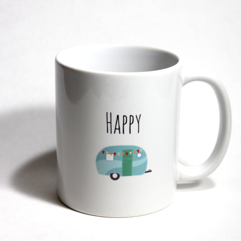 Happy Camper Mug - Across The Way
