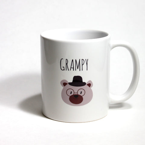 Grampy Bear Mug - Across The Way
