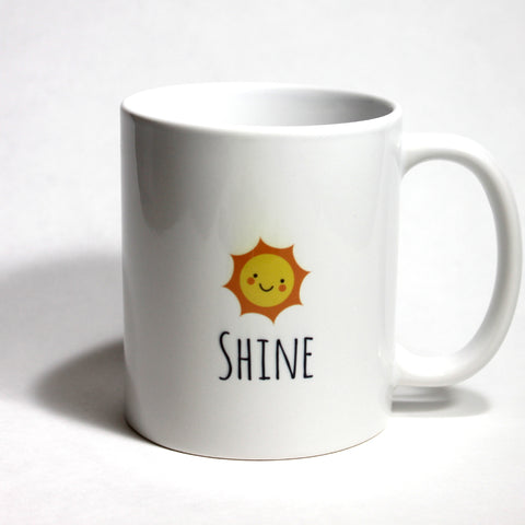 Sun Shine Mug - Across The Way