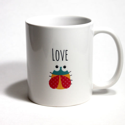 Love Bug Mug - Across The Way
