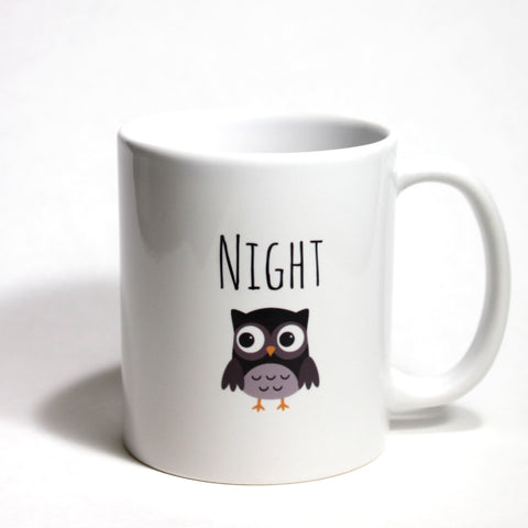 Night Owl Mug - Across The Way
